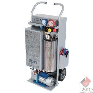 Аппарат для заправки кондиционеров SPIN MONO CLIMA 134 BIPower