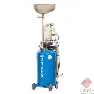 Установка пневматическая для замены масла с предкамерой NORDBERG 2379
