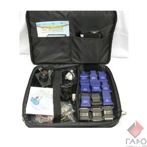 Универсальный мультимарочный диагностический сканер Bars Silver Pro
