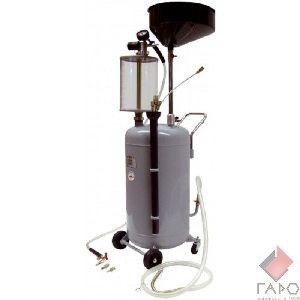 Установка для слива и откачки масла через щуп с воронкой и предкамерой АРАС 1839.80L