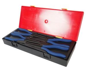 Набор инструментов 4 предмета слесарно-монтажный (клещи удлиненные) в кейсе JTC-К5042