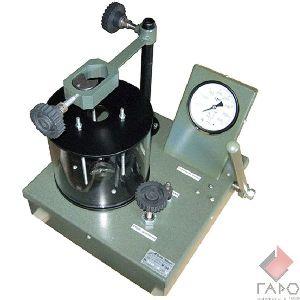 Стенд для испытания и регулировки форсунок М-106-01