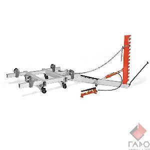 Стапель для кузовного ремонта перекатной SIVER A-110