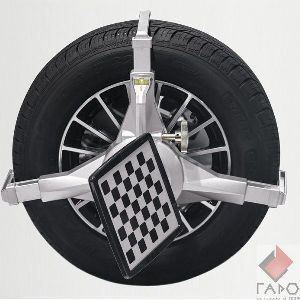 Комплект трехточечных колесных адаптеров Техновектор